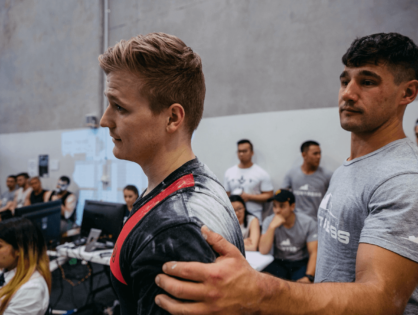 Attitude lessons from high-level lifters and how to get the most out of coaching